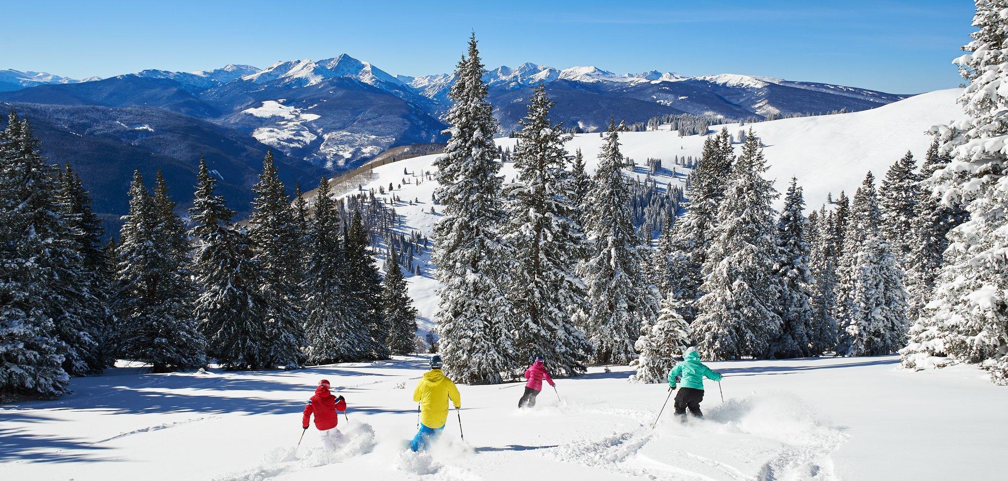 Colorado ski safari  Skimax Holidays  The Ski
